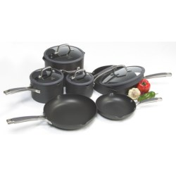 Calphalon Simply  Easy System Nonstick Cookware Set - 10-Piece