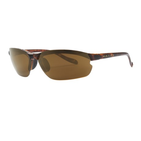 Native Eyewear Dash XP Sunglasses - Polarized Reflex Lenses, Interchangeable