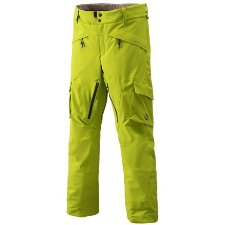 Goldwin G-Tec 4-Way Stretch Ski Pants - Waterproof, Insulated (For Men)
