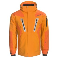 Goldwin Ski Jacket with H.O.O.D. System - Waterproof, Insulated (For Men)