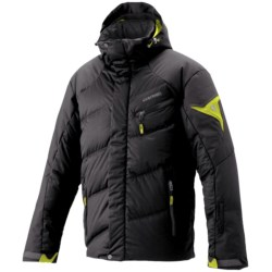 Goldwin Adflex Down Ski Jacket - H.O.O.D. System (For Men)