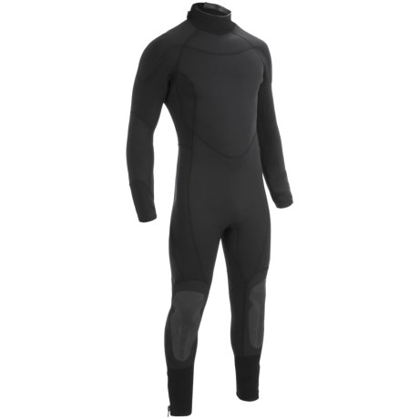 Typhoon 7/5/4 Full Wetsuit - 7mm (For Men)