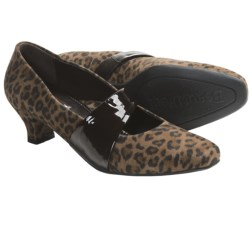 BeautiFeel Mallory Mary Jane Pumps - Leather (For Women)