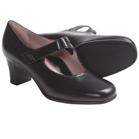 BeautiFeel Katherina Mary Jane Pumps - Leather (For Women)