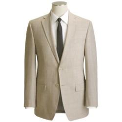 Calvin Klein Wool Blend Suit - Flat Front Pants (For Men)
