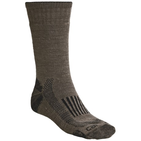 Carhartt Triple-Blend Thermal Socks - Midweigh, Crewt (For Men)
