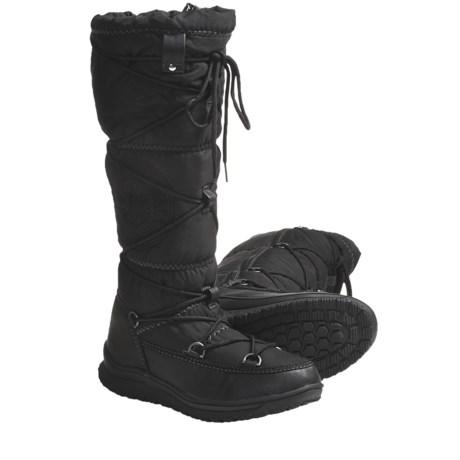 Khombu Peak Winter Boots - Weatherproof, Insulated (For Women)