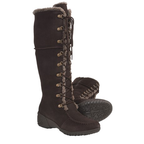 Khombu Saturn Lace 2 Winter Boots - Weatherproof (For Women)