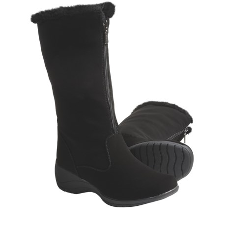 Khombu Orleans 3 Winter Boots - Weatherproof, Insulated (For Women)