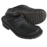 Sanita Viktor Aniline Open-Back Clogs - Leather (For Men)