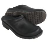 Sanita Viktor Aniline Open-Back Clogs - Leather (For Men)