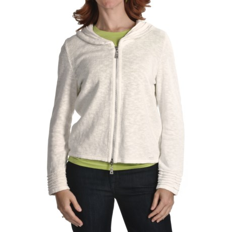 Blue Willi's of Denmark Cotton Cardigan Sweater (For Women)