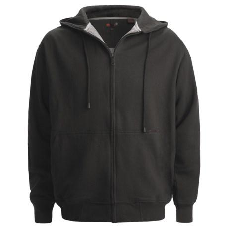 Wolverine Darby II Hooded Sweatshirt - Full Zip (For Men)