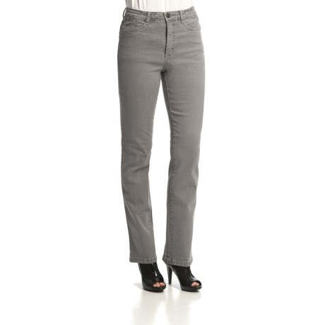 FDJ French Dressing Suzanne Diamond Denim Jeans - Straight Leg, Stretch Cotton (For Women)