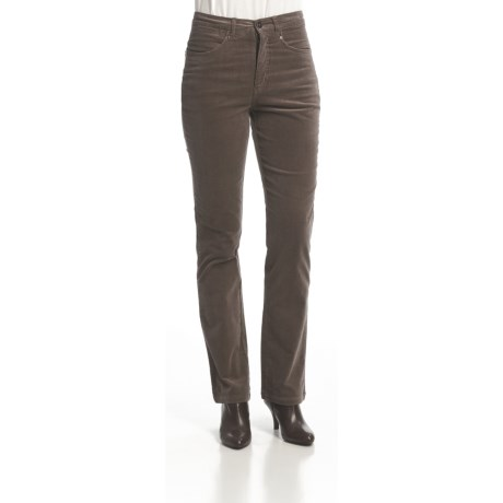 FDJ French Dressing Soft-Spun Corduroy Suzanne Pants - Straight Leg (For Women)