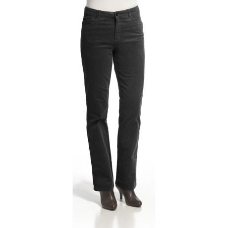 FDJ French Dressing Soft-Spun Corduroy Olivia Pants - Straight Leg (For Women)