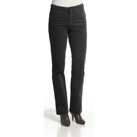 FDJ French Dressing Soft-Spun Corduroy Olivia Pants - Straight Leg (For Women)