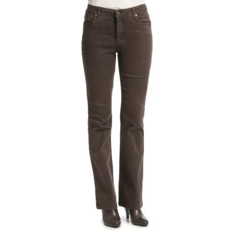FDJ French Dressing Overdye Olivia Jeans - Flare Leg, Stretch Cotton (For Women)