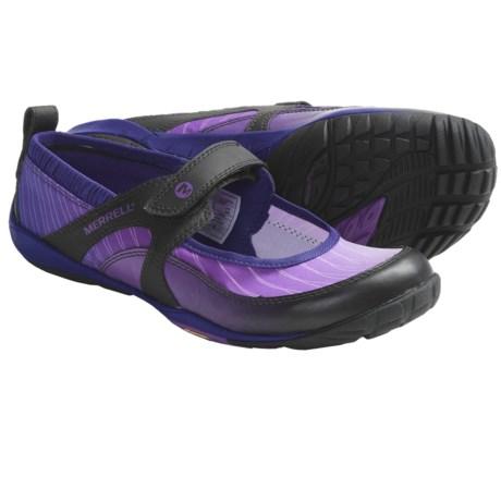 Merrell Barefoot Train Lithe MJ Glove Shoes - Minimalist (For Women)