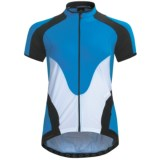 Orbea Pro Cycling Jersey - UPF 50+, Short Sleeve (For Women)