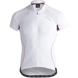Orbea Pro Cycling Jersey - Zip Neck, Short Sleeve (For Men)