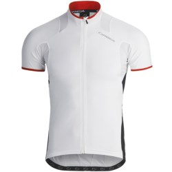 Orbea Pro SSN Cycling Jersey - UPF 50+, Full Zip, Short Sleeve (For Men)