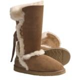 LAMO Big Bear Sheepskin Boots - Shearling Lining (For Women)