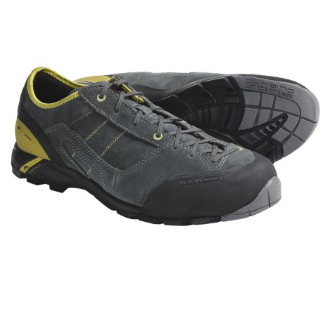Mammut Chalk Trail Shoes - Suede (For Men)