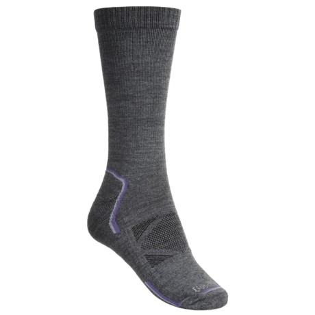 Goodhew Outdoor Tech Socks - Merino Wool, 2-Pack, Crew, Medium Cushion (For Women)