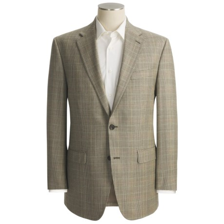 Lauren by Ralph Lauren Glen Plaid Sport Coat - Silk-Wool (For Men)