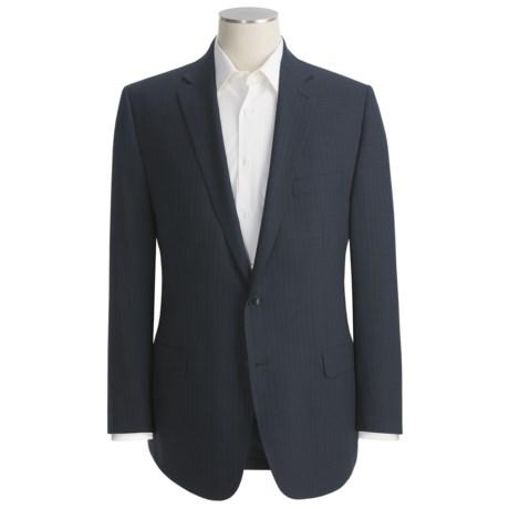 Calvin Klein Multi-Check Sport Coat - Slim Fit, Wool (For Men)