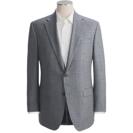 Lauren by Ralph Lauren Houndstooth Sport Coat - Silk-Wool (For Men)
