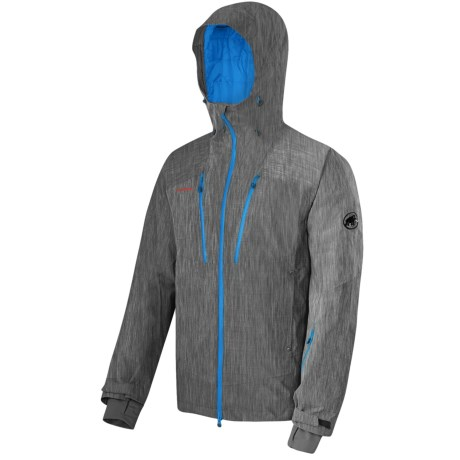 Mammut Bristol DRYtech® Jacket - Waterproof, Insulated (For Men)