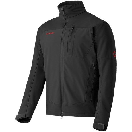 Mammut Plano SOFtech Jacket - Soft Shell (For Men)