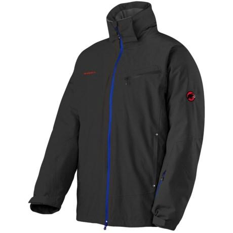 Mammut Pizol DRYTech® Jacket - Waterproof, Insulated (For Men)