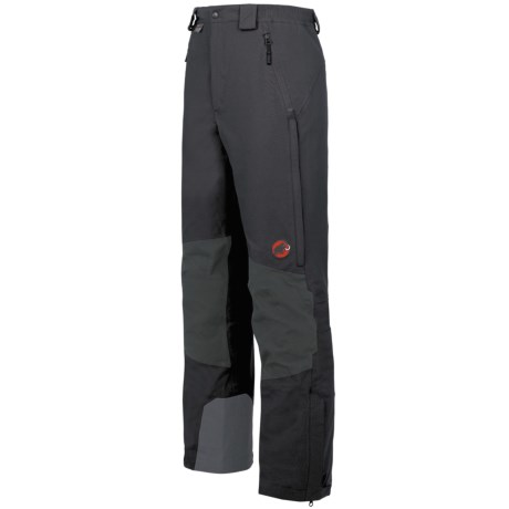 Mammut Castor Soft Shell Pants (For Men)