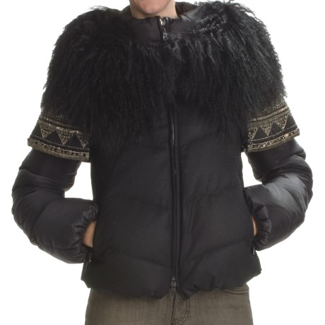 Bogner Noel Down Jacket - New Wool (For Women)
