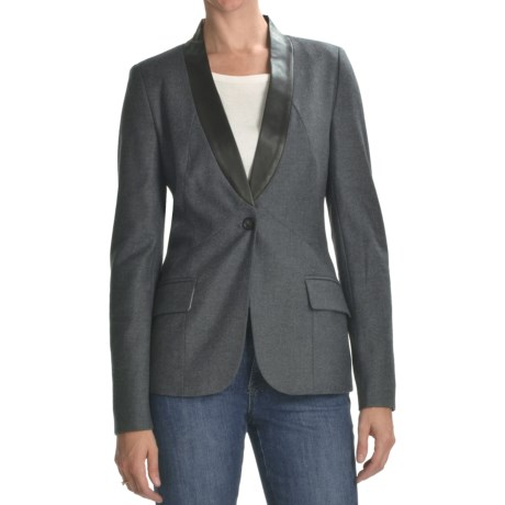 Bogner Flavia Jacket - Stretch Wool Blend (For Women)