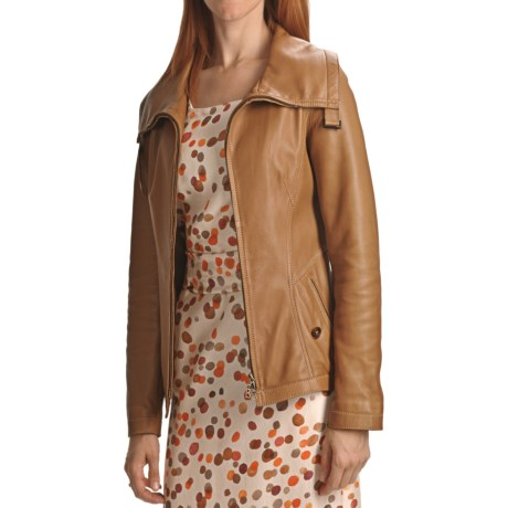 Bogner Gilly Jacket - Deerskin (For Women)