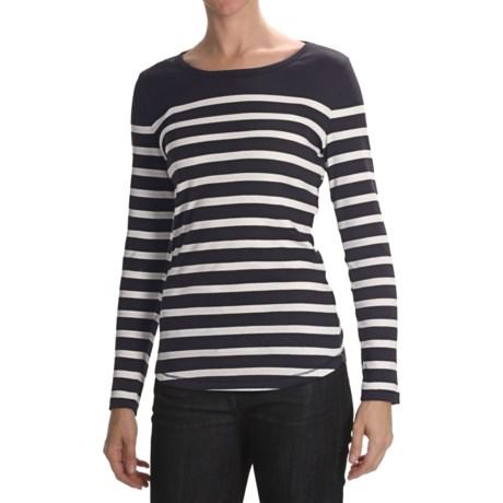 Bogner Sharon Striped Shirt - Long Sleeve (For Women)