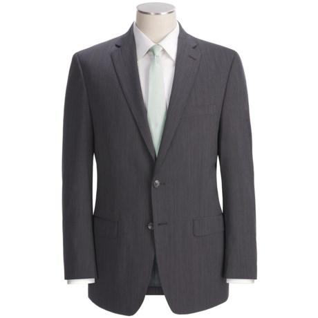 Calvin Klein Mini-Neat Suit - Slim Fit, Wool (For Men)