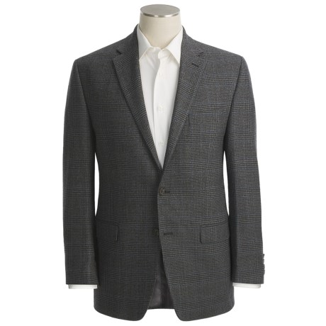 Lauren by Ralph Lauren Windowpane Plaid Sport Coat - Wool (For Men)