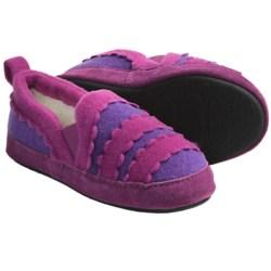 Acorn Cupcake Slippers (For Girls)