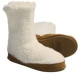 Acorn Tex Bootie Slippers - Microfleece (For Kids)
