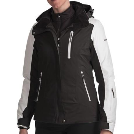 Karbon Opal Ski Jacket - Waterproof, Insulated (For Women)