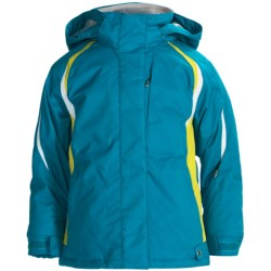 Karbon Sookie Ski Jacket - Insulated (For Girls)