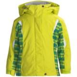 Karbon Loreali Ski Jacket - Insulated (For Girls)