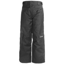 Karbon Harbour Cargo Ski Pants - Insulated (For Boys)