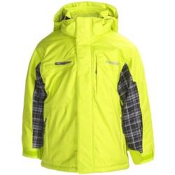 Karbon Ryan Ski Jacket - Insulated (For Boys)