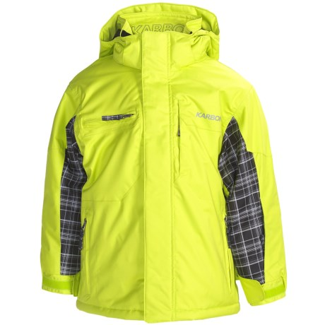 Karbon Ryan Ski Jacket - Insulated (For Boys)